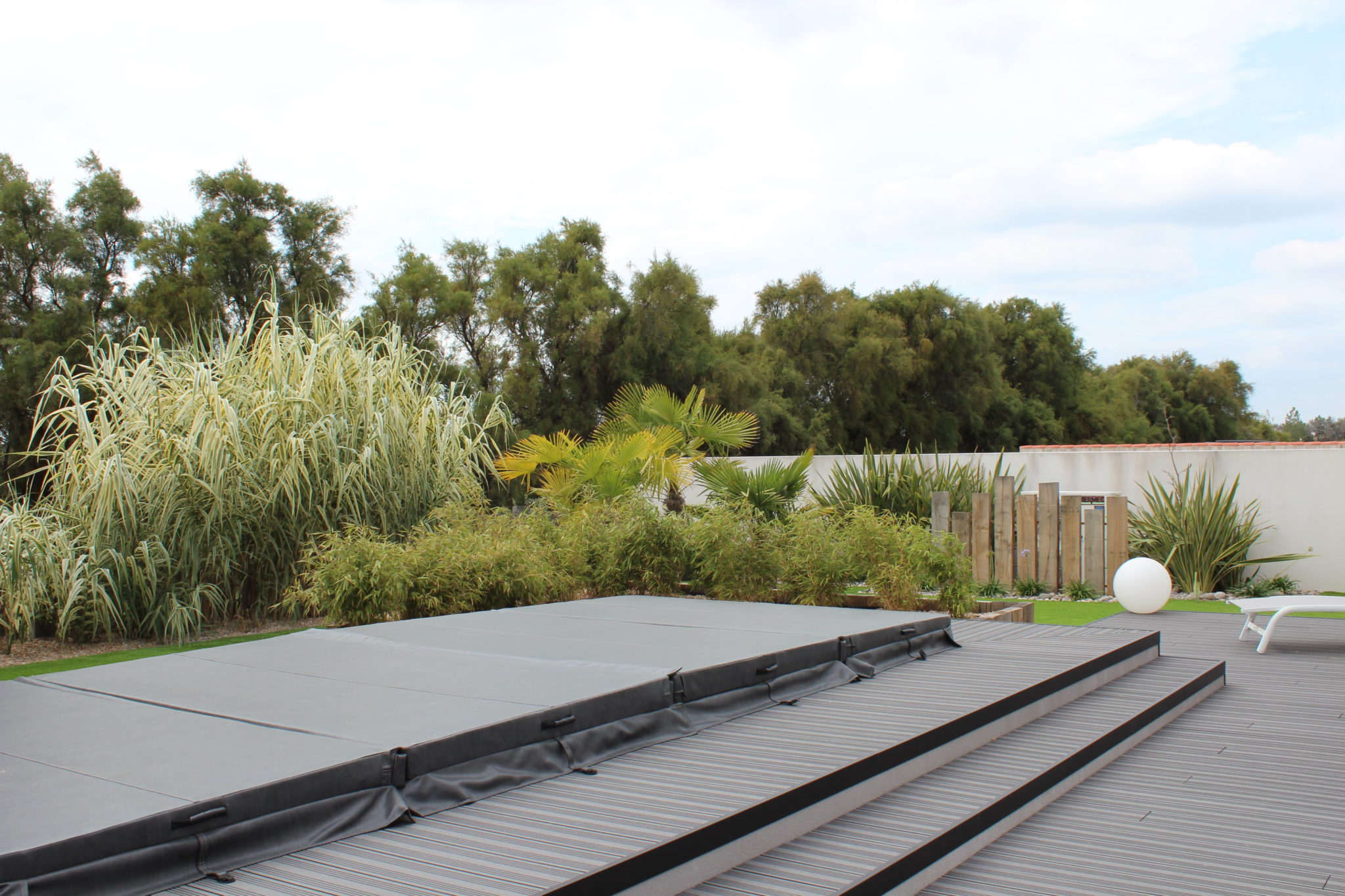 Bois et composite marmin paysage for Entretien jardin vendee