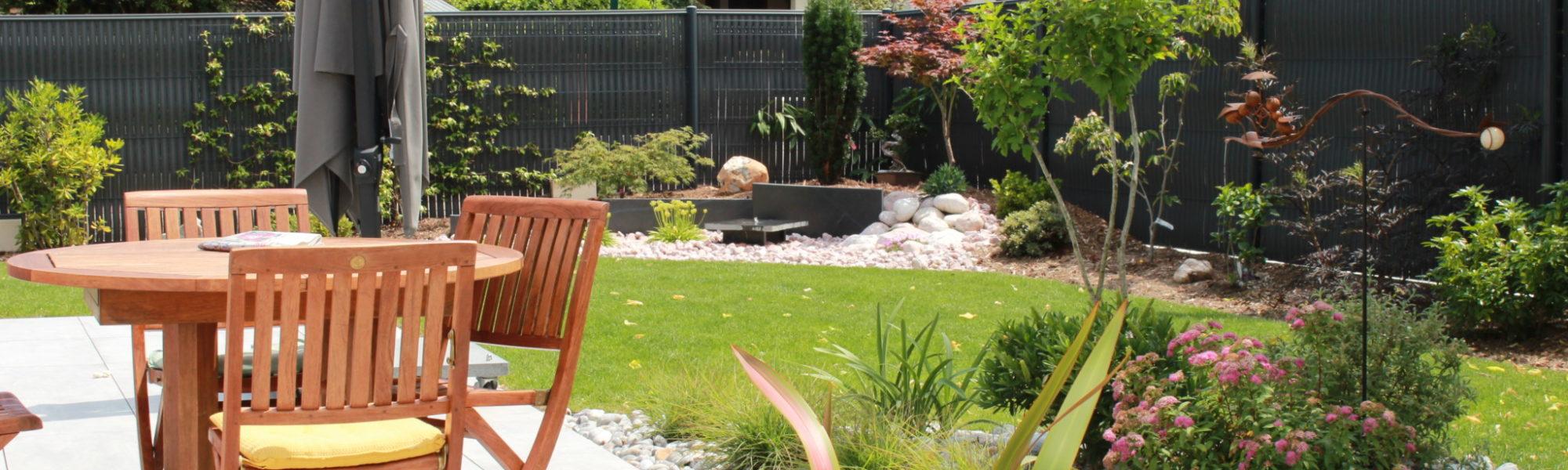 Aménagement de jardin paysagiste