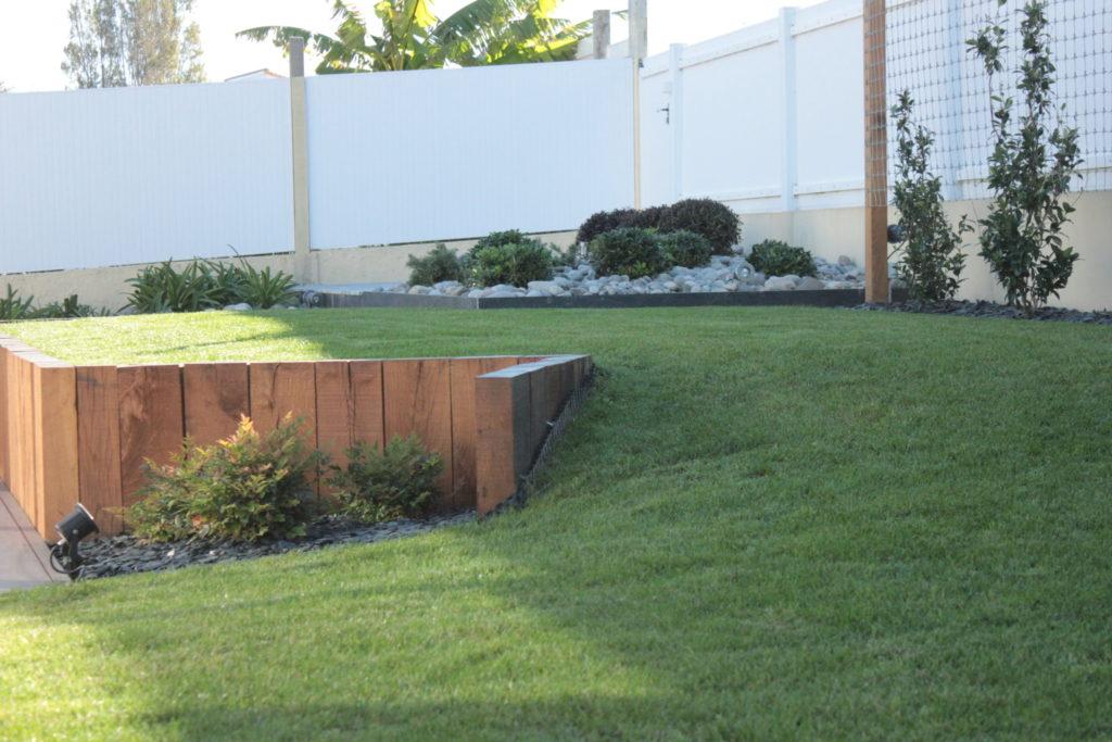 Jardin en pente marmin paysage for Jardin en pente amenagement