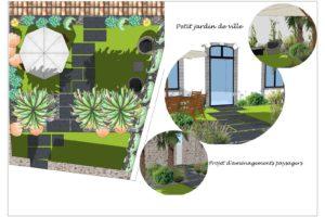 conception bureau d'études Marmin paysagiste Vendée