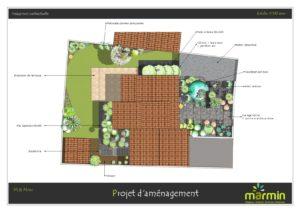 Etude et conception de jardin vendée