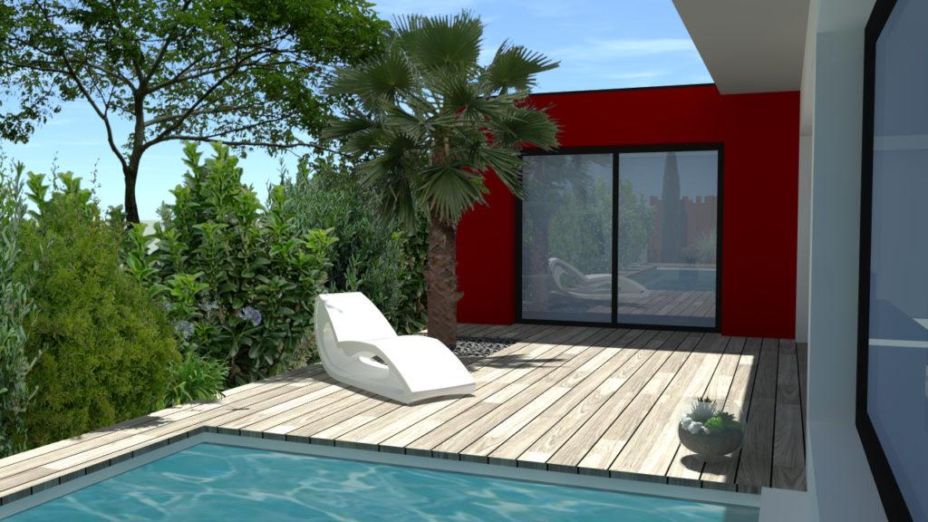 dessin 3d terrasse