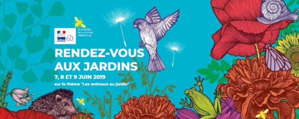 rendez vous aux jardins 2019